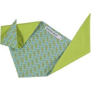 Milly Dog Bandana Green/Blue