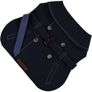 Kensington Trench Navy/French Blue