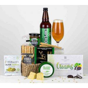 Beer Cheese & Chocolates Hamper