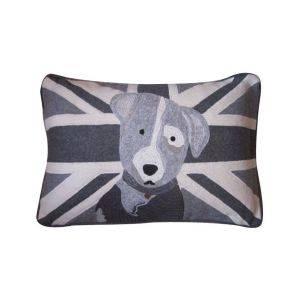 Henry Union Jack Cushion