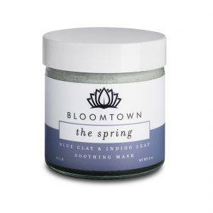Blue Clay Mask with Soothing Bentonite and Indigo Leaf