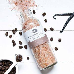 Pink Himalayan Salt Soak The Cafe