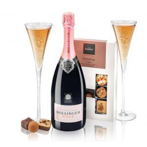 Bollinger Rosé Champagne Everything Chocolates