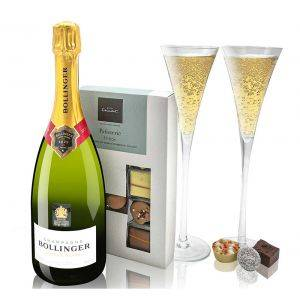 Bollinger Special Champagne Patisserie Chocolates