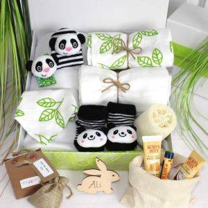 Panda Themed Baby Gift Hamper