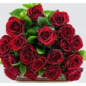 Brockham Red Roses Bouquet