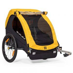Burley Bike Trailer Bee Yellow
