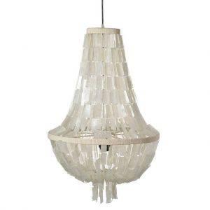 Capiz Shell Pendant Light