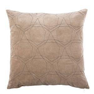 Large Velvet Tamua Cushion