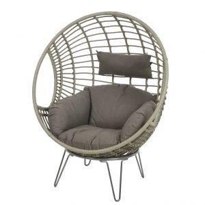 Indoor Outdoor Freestanding Egg Chair