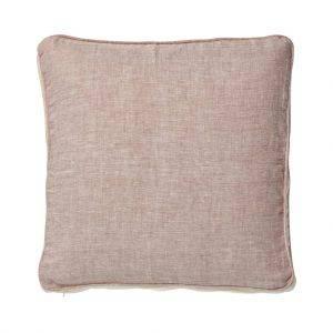 Rose Dust Linen Cushion