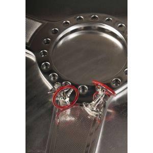 Spinning Volante Cufflinks