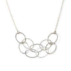 Small Cascade Necklace