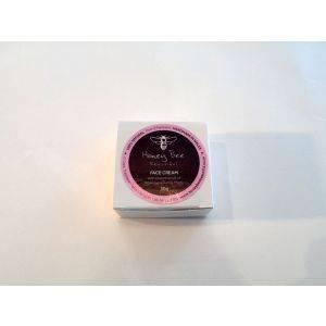 Face Cream With Rose Geranium And Myrrh