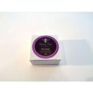 Face Cream With Lavender And Bergamot