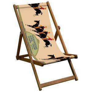 Horse Of The Year London Transport Deck Chair