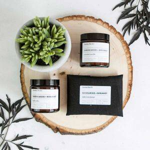 Personalised Organic Wellbeing Spa Collection