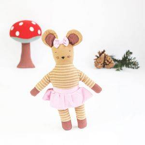 Hazel The Mouse Soft Toy