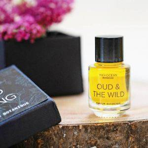 Oud and The Wild Botanical Perfume