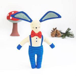 Rowan The Rabbit Soft Toy