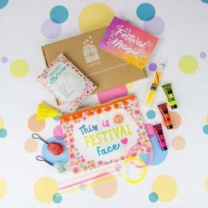 Festival Magic Letter Box Gift