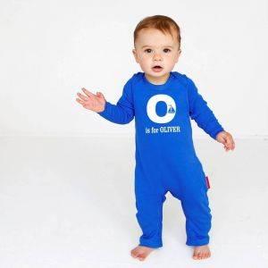 Alphabet Babygrow