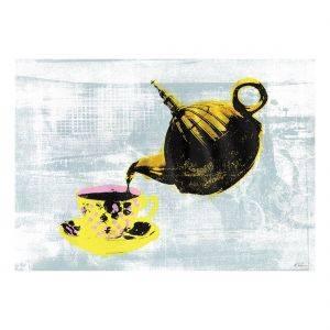 St Pauls Original Silkscreen Print
