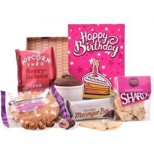 Birthday Gift Box Pink Hamper