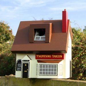 Personalised Pub Bird Box