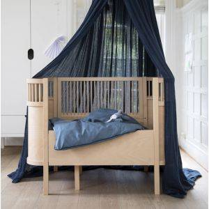 Sebra Wooden Edition Baby And Junior Bed