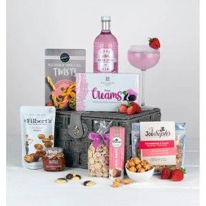 Love Gin Gift Box Hamper