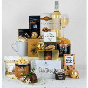 Luxury Christmas Carton Hamper