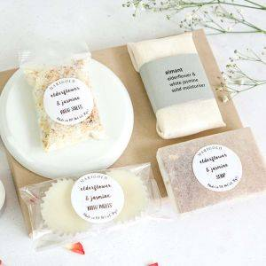 Organic Letterbox Spa Collection