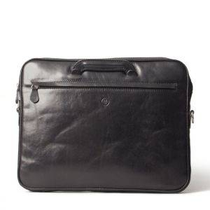 Maxwell Scott Tutti Leather Document Case