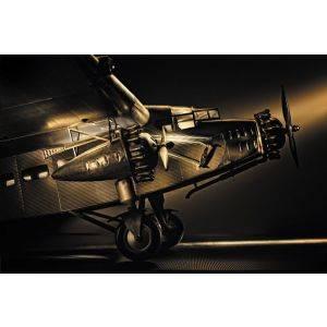 Ford Trimotor Model Plane