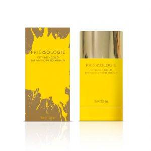 Citrine and Gold Energising Meridian Balm