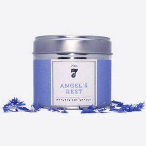 Angels Rest Tinned Soy Candle