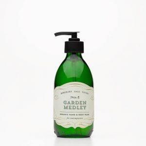 No.3 Garden Medley Organic Body Wash