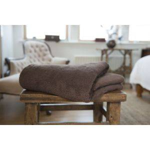 Roosevelt Polyester Throw Cocoa