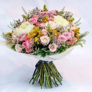 Royal Flush Bouquet