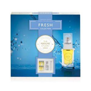 Design Your Own Fragrance - The Fresh Collection
