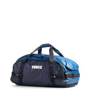 Thule Chasm Duffel Backpack Blue Poseidon 90L