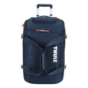 Thule Crossover 56L Rolling Duffel Travel Bag Dark Blue