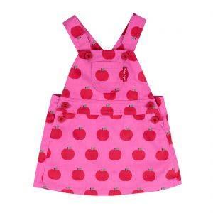 Apple Dungaree Dress