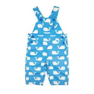Blue Whale Dungarees