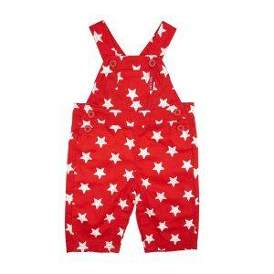 Red Star Dungarees
