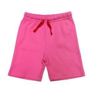 Organic Cotton Pink Shorts