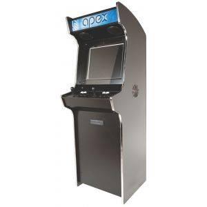 Apex Arcade Cabinet Black