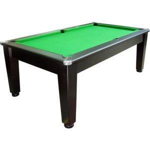 Bespoke Pool Table Polished Mahogany