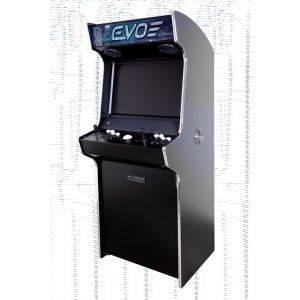 Evo Arcade Cabinet Black